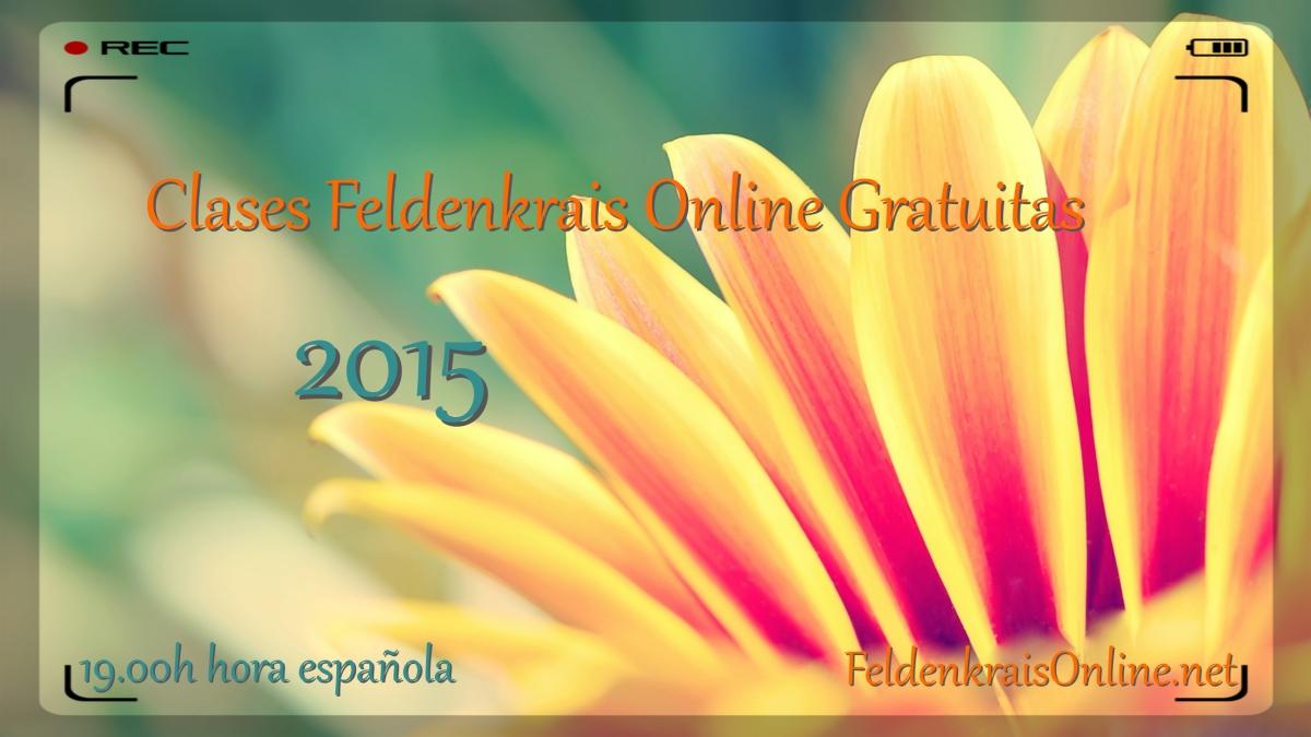 Clases Feldenkrais Online Gratuitas 2015